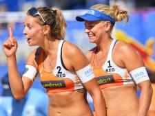 Beachvolleybalster Van Iersel uit Goirle niet met Stubbe naar Olympische Spelen: 'Dit is een grote klap'