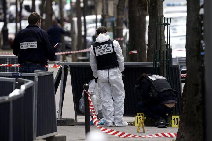 Paris, XVIe arrondissement, 12 avril