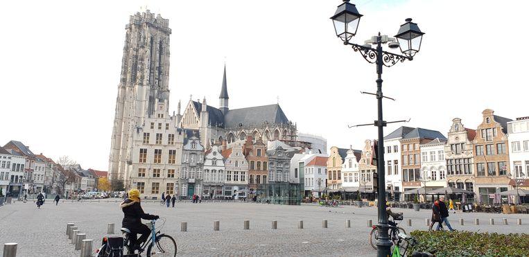 De Sint-Romboutskathedraal in Mechelen. Beeld Marc Aerts