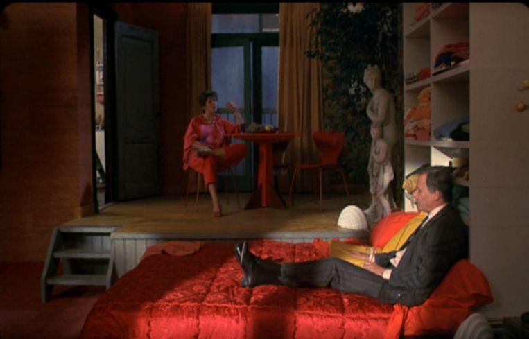 Annet Malherbe en Henri Garcin in Abel (1986). Beeld