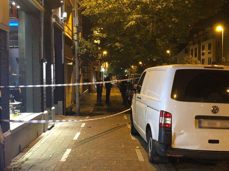 Het incident deed zich voor op de Handelslei in Sint-Antonius Zoersel.
