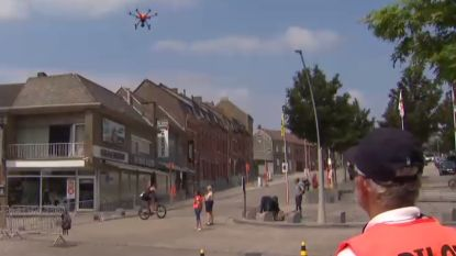 Politie doet voor het eerst in ons land beroep op bewakingsfirma met drones