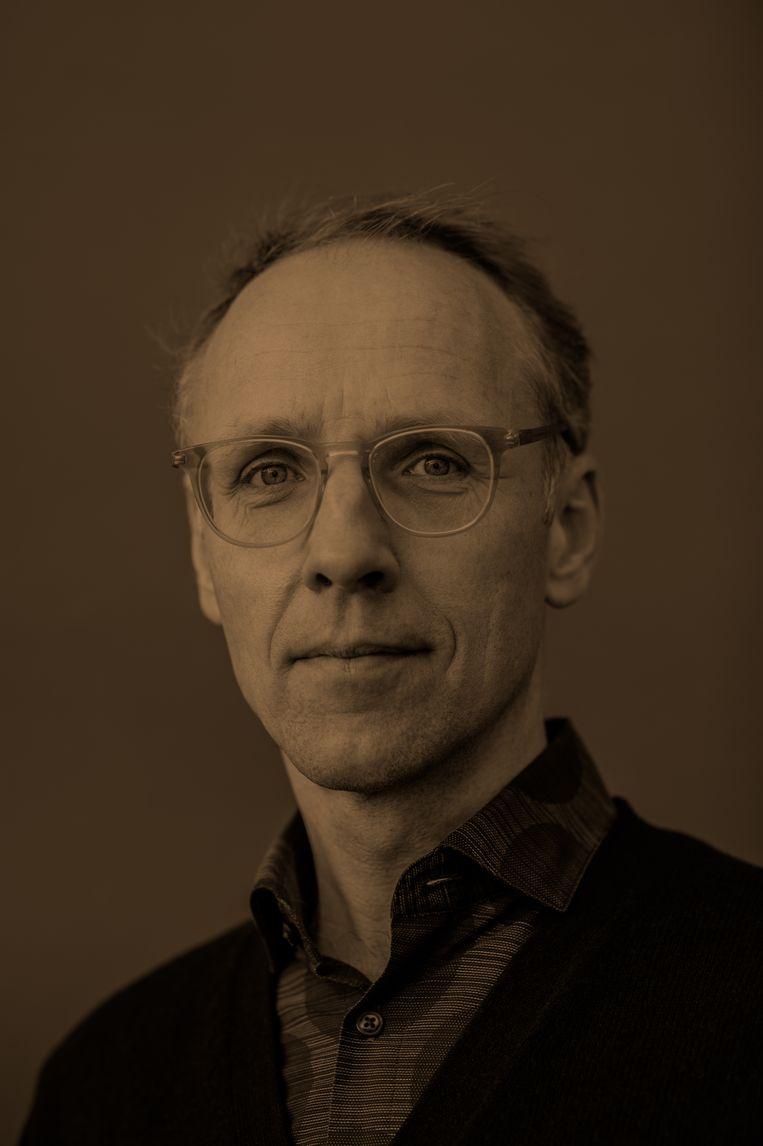 Algemeen directeur Roland Deege. Beeld Nosh Neneh