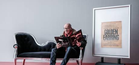 Dolf haalde Golden Earring in 1976 naar Winterswijk: 'Bluf, ballen en balorigheid'