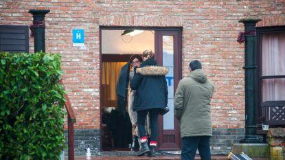 Filmopnamens in Hotel Winterhof