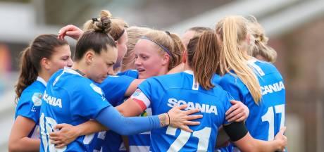 Met Hindriksen en Maatman strikt PEC Zwolle Vrouwen weer twee talenten uit eigen gelederen