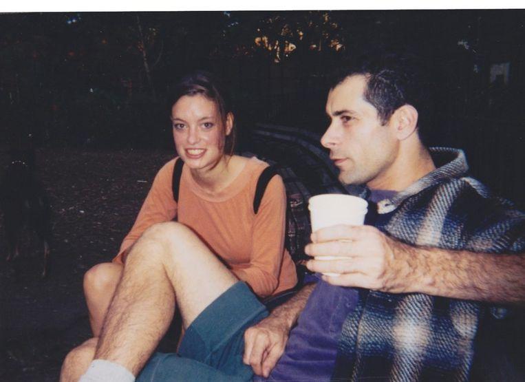 Lea Thau en de man waarmee ze trouwde voor een Green Card en voor de liefde. Beeld Strangers / Lea Thau