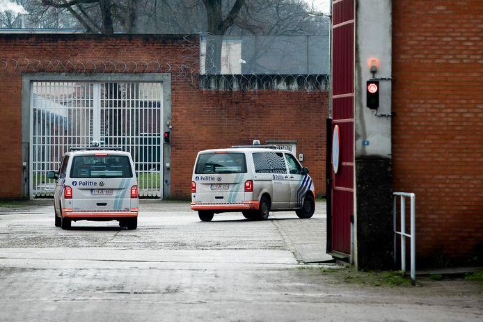 De gevangenis in Merksplas