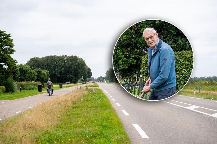 Jan Willem Ekkelenkamp moet er nog aan wennen dat er geen claxon meer te horen is.
