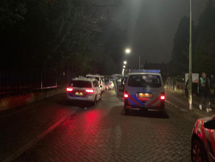 De achtervolging eindigde donderdagavond op de Oude Graafseweg in Nijmegen.