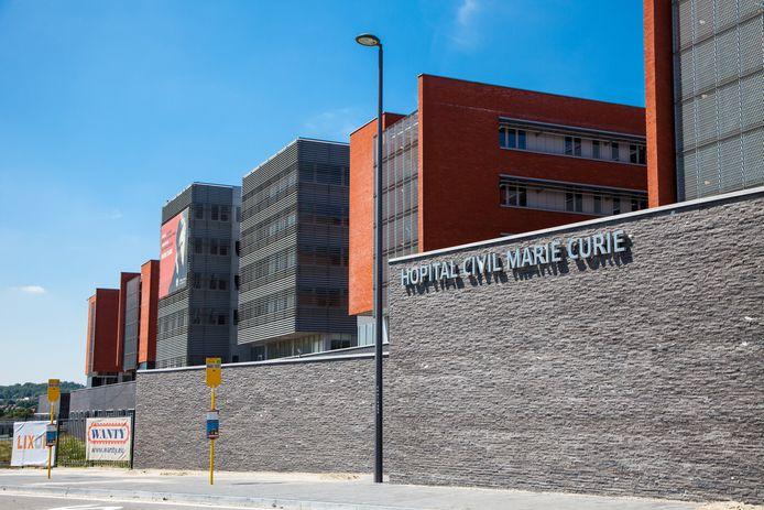 Hôpital Civil Marie Curie CHU de Charleroi à Lodelinsart