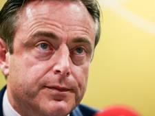 """De Wever sur la fin de la Suédoise: """"L'histoire socio-économique était arrivée à sa fin, plus rien ne pouvait en ressortir"""""""