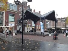 Weekmarkt Helmond: goede en slechte 'eilanden'