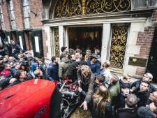 Boeren die met tractor deur provinciehuis Groningen ramden voor de rechter
