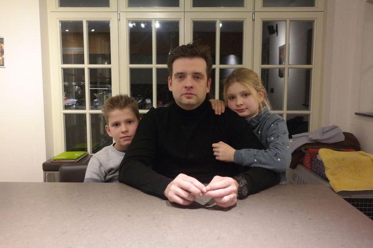 Johan en zijn familie hadden zich hun ouderjaarsavond anders voorgesteld.