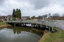 De Flessenbergerbrug over het Apeldoorns Kanaal in Wapenveld.