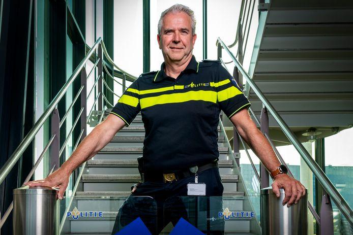 """Toine van Loenhout: ,,Brabantse drugscriminelen zijn geen missionarissen die onze jeugd willen laten genieten, het gaat ze om keihard geld verdienen""""."""