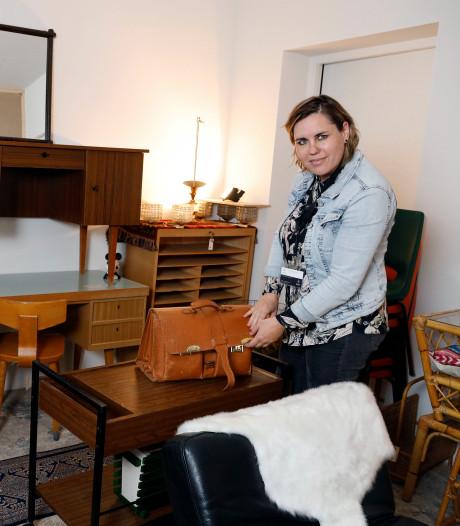 Gedurfde stap: nieuwe vintagezaak in Terneuzense winkelstraat