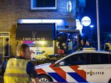 Vermoedelijke schutter van dodelijke schietpartij bij café De Plak blijft langer vast