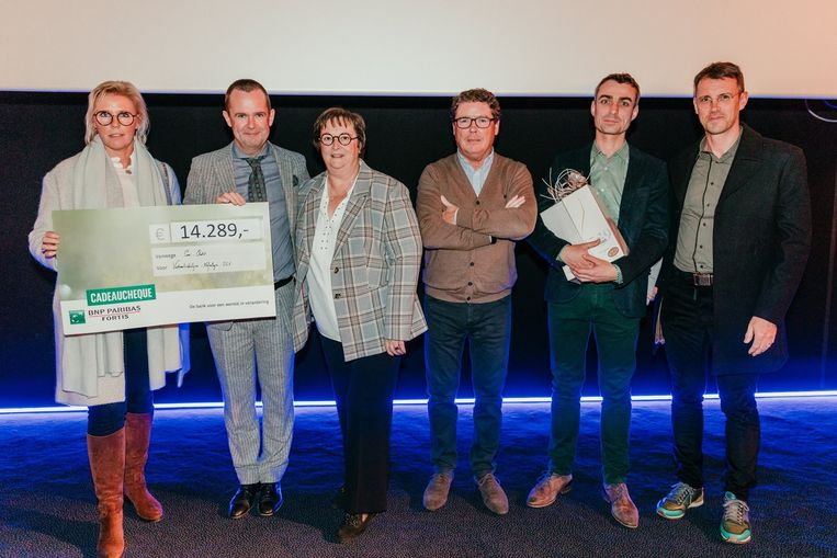 De cast van FC De Kampioenen was aanwezig op de avant-première in de Aalsterse bioscoop.