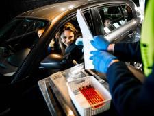 Stemmen op de milieustraat: in Kaatsheuvel kan dat vanuit de auto