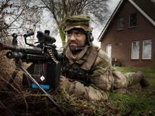 Als je ze níet ziet, is het goed: militairen trainen in het rivierengebied