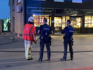 """Fijnbakkerij Lieven blijft tijdens brand open: """"Het ging gelukkig maar om kleine vlammen"""""""