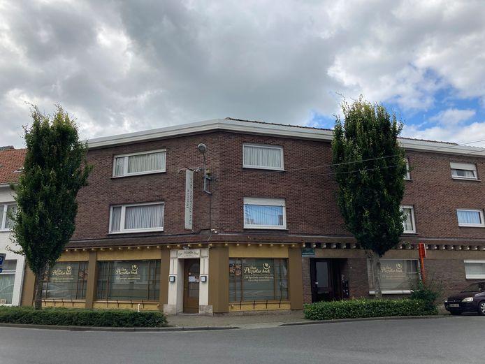 Den Plezanten Hoek in Torhout is al dicht.