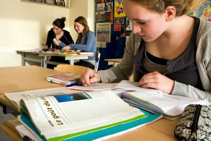 Het aantal middelbare scholen dat bijvoorbeeld tweetalig is of een technasium heeft is de afgelopen tien jaar fors gegroeid. De onderwijsresultaten zijn niet zichtbaar verbeterd.
