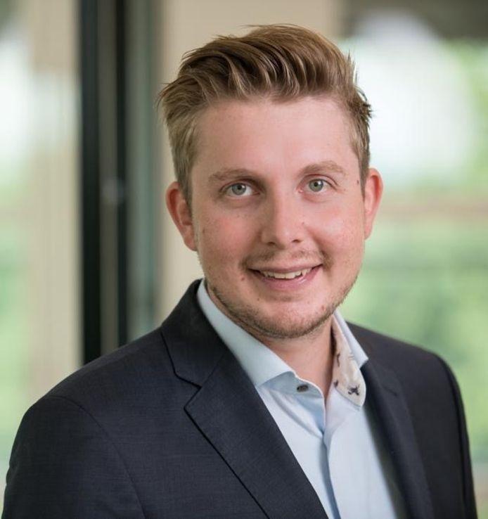Pascal Cobussen is verkozen tot lijsttrekker van Beuningen Nu & Morgen (BN&M).