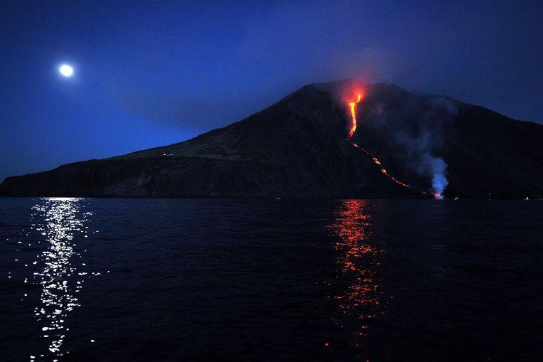 De Stromboli is al ruim 2.000 jaar actief.