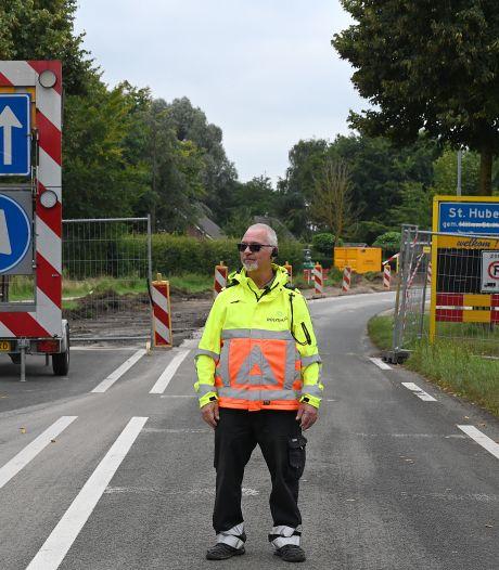 Verkeer in Land van Cuijk wacht nog meer omleidingen, zorgen over toename vrachtwagens