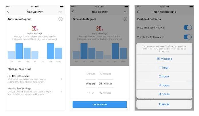 De nieuwe functies zijn niet enkel op Facebook, maar ook op Instagram beschikbaar.