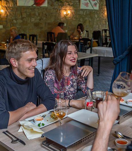 Hernieuwde hoop door versoepelingen horeca: 'Dit is echt heerlijk'