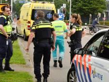 Automobilist rijdt door na ongeluk in Breda, fietsster gewond