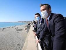 La France envisage un couvre-feu, voire un confinement, dans les Alpes-Maritimes