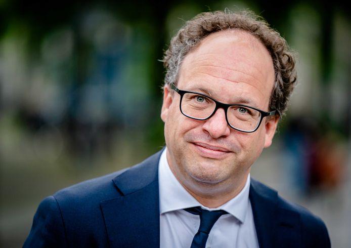 Demissionair minister Wouter Koolmees van Sociale Zaken en Werkgelegenheid (D66).
