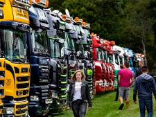 Truckshow Liessel een groot feest: 'We krijgen veel aandacht'