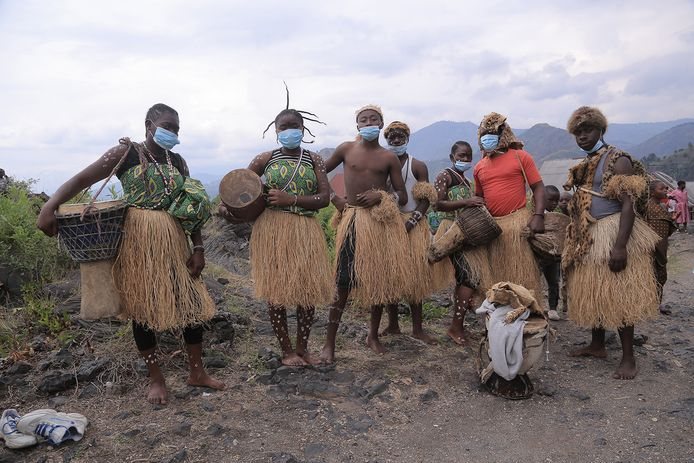 Op het tv-kanaal van Le Guess Who? zijn reportages te zien uit onder meer de Democratische Republiek Congo.