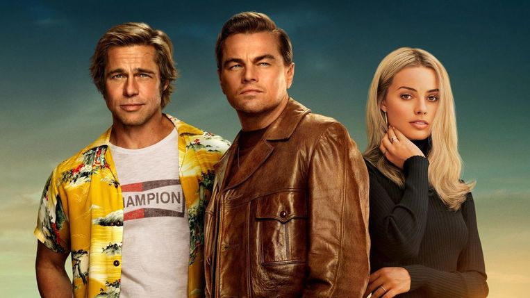 Once Upon a Time in... Hollywood Beeld web