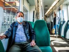 Zoveel boetes deelde de RET afgelopen maand uit voor het niet dragen van mondkapje