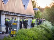 Activisten Boxtel doen aangifte van vernieling auto's, 'Zeker zestig demonstranten in de cel'