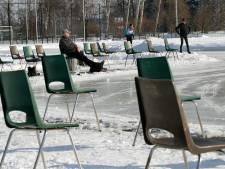 Schaatsen op sportpark volgens streng regime