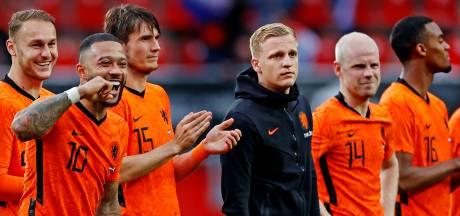 Van de Beek krijgt dreun na dreun: van reserverol bij United tot blessure bij Oranje