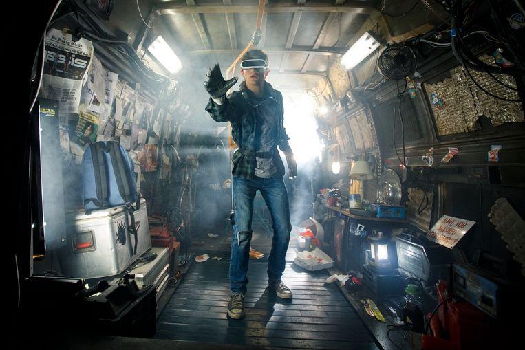 Still uit 'Ready Player One' Beeld 20th Century Fox