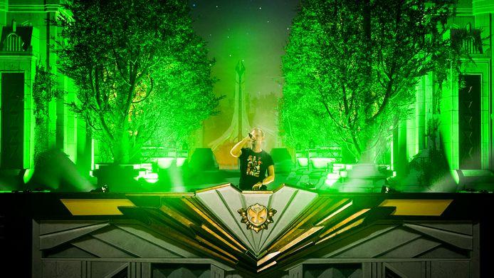 Armin Van Buuren.