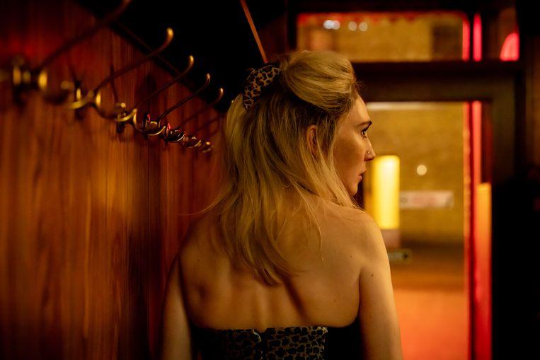 Carice van Houten in Red Light. Beeld