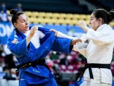 Steenhuis en afzwaaiende Verkerk tegen elkaar voor brons op WK judo
