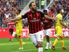 Higuaín: Juventus heeft mij weggestuurd