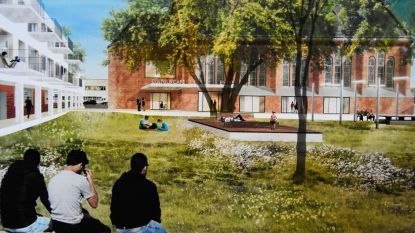 Cohousing op Paterssite tegen 2020
